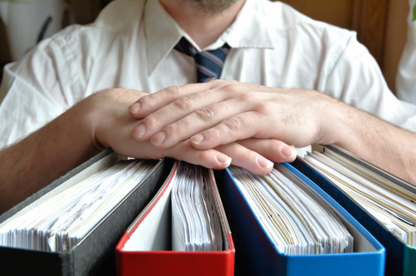 preparing tax records